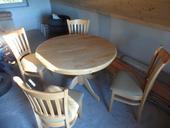 stol + 4 stolicky,