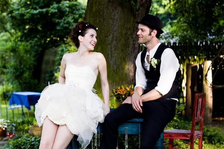 Letní svatba - jen inspirace - Obrázek č. 108