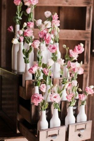 A čo máme zase nové na Pintereste ? Nový album plný kvetiniek...kvetiniek v zaujímavých kreáciach. Ved pozrite sami - Obrázok č. 2