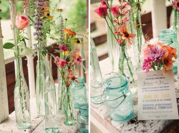 A čo máme zase nové na Pintereste ? Nový album plný kvetiniek...kvetiniek v zaujímavých kreáciach. Ved pozrite sami - Obrázok č. 6