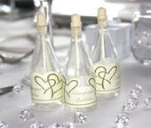 Bublifuk - Šampanské - Ivory srdcia,