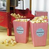 Krabička na Popcorn,
