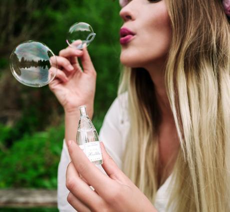 Svadobné Bublifuky - Kráľovské Bublinky (24ks) - Obrázok č. 2