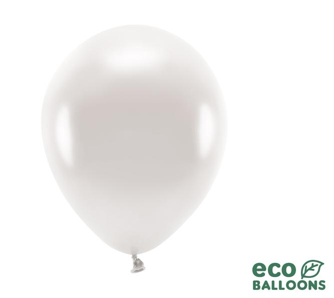 Eko Balóny - Perleťová - 26 cm (20ks) - Obrázok č. 1