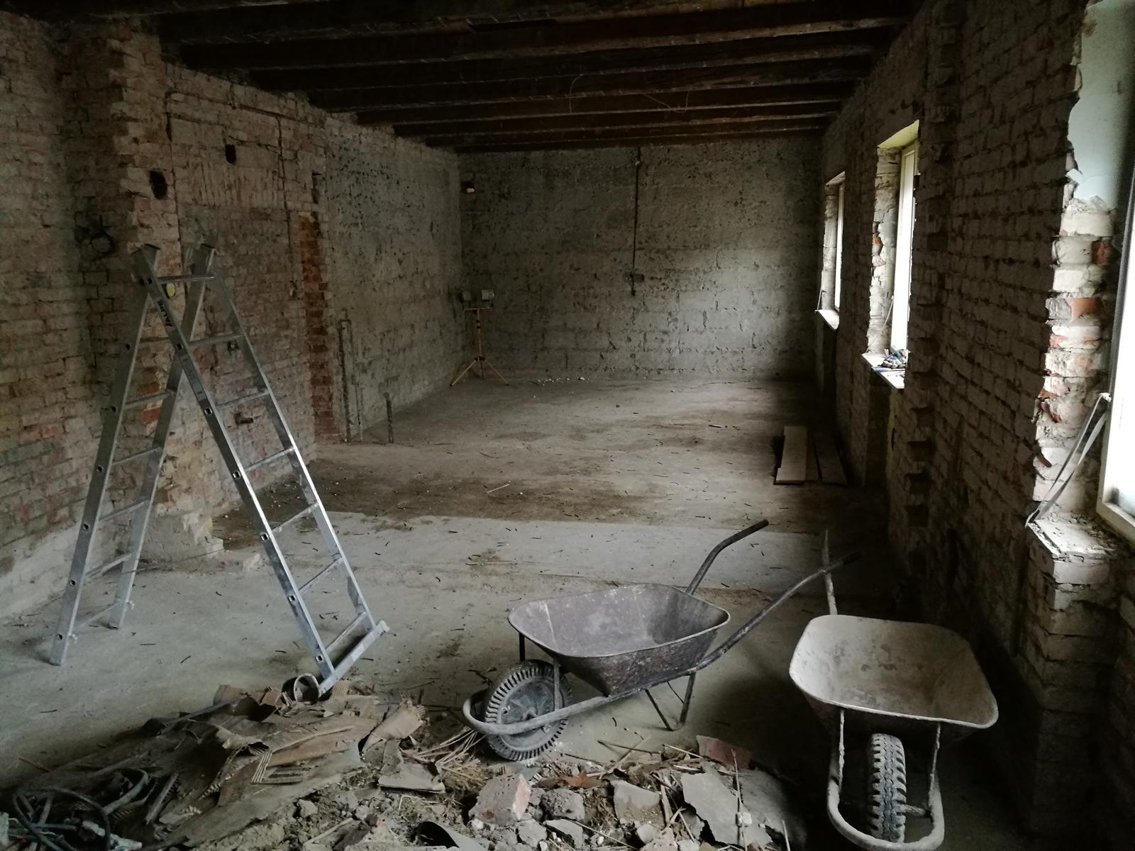 Náš budúci domov - rekonštrukcia rodinného domu - Obrázok č. 55