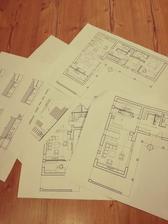 Bolo nám predstavených niekoľko návrhov, plus pôvodný stav - ladíme a vyberáme.