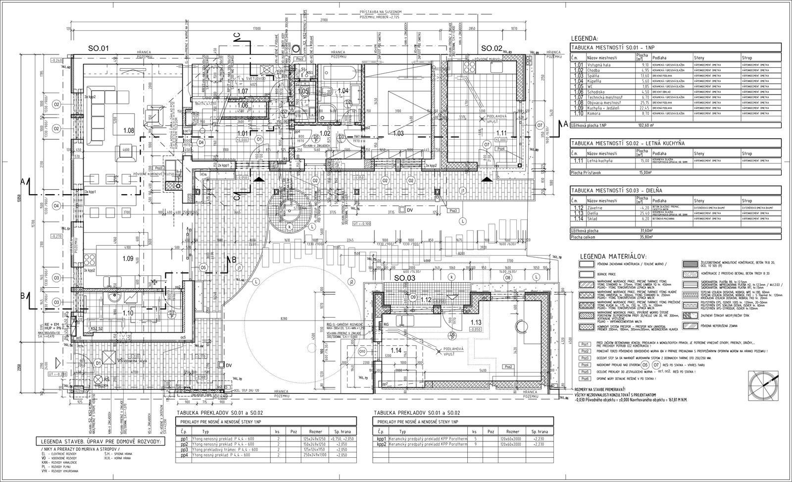 Náš budúci domov - rekonštrukcia rodinného domu - Obrázok č. 94