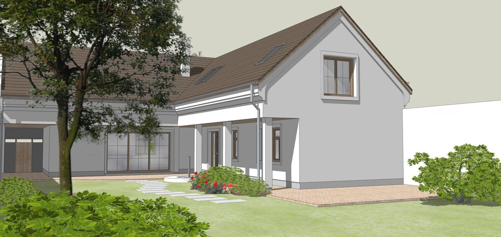 Náš budúci domov - rekonštrukcia rodinného domu - Obrázok č. 393