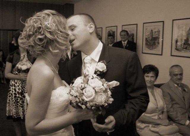 Soňa{{_AND_}}Martin - ...prvý manželský...
