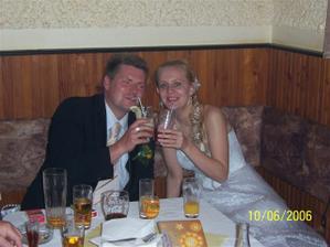 musíme hodně pít, bylo teplo:-)