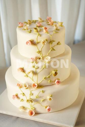 Moje prípravy - krásna tortička