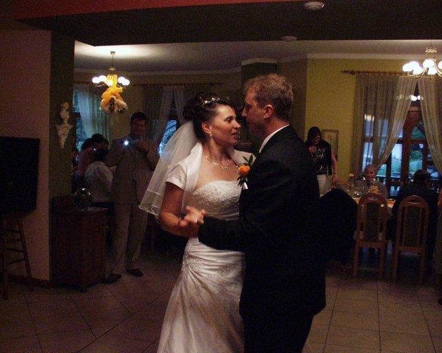 Paťka{{_AND_}}Maroš - prvý mladomanželský tanček
