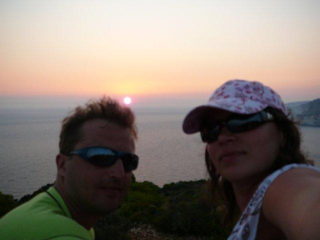 Paťka{{_AND_}}Maroš - krasny zapad slnka