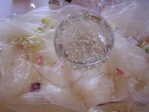 Vaza na svadobnu kyticku