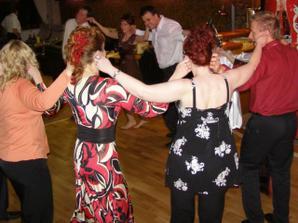 Aj takto sme tancovali