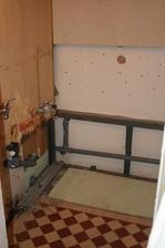 dnesne buracie prace- novy odpad, priprava na betonovanie