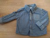 Košile s falešnou kravatou. , 80
