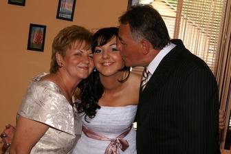 ja a moji rodičia