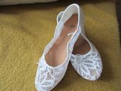 HM svadobné balerínky, 37