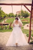 Svadobné šaty 42-44, 46