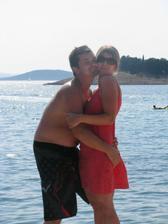 ročné výročie oslávené v chorvátsku