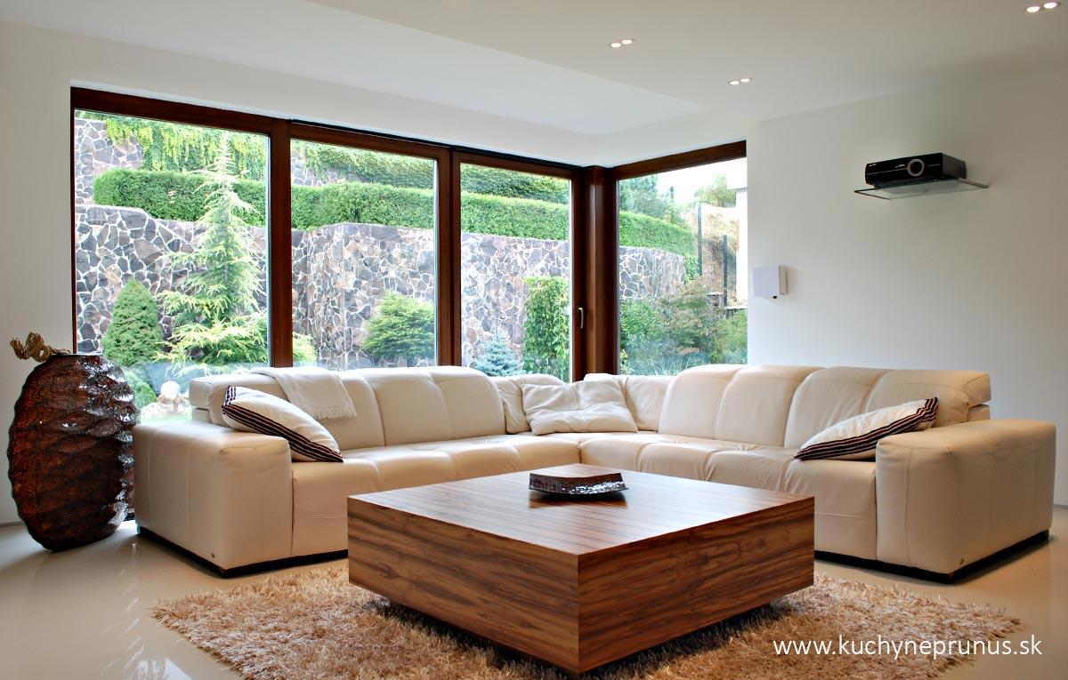 prunus - Moderné obývačky na mieru I PRUNUS štúdio