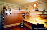 Detská izba chlapec, nábytok na mieru I PRUNUS