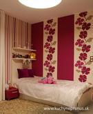 Dievčenská detská izba návrh a výroba nábytku na mieru I PRUNUS