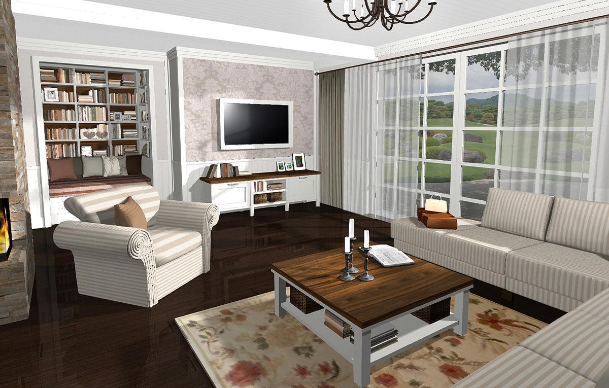 Škandinávsky dizajn, vintage dizajn kuchyne a obývačky spolu - Kuchyňa a obývačka spolu, škandinávsky dizajn, vintage, od :http://www.kuchyneprunus.sk/navrhy