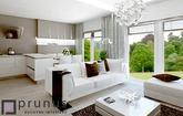 Moderné obývačky s kuchyňou, návrh a vizualizácia kuchyne, výroba kuchyne na mieru PRUNUS
