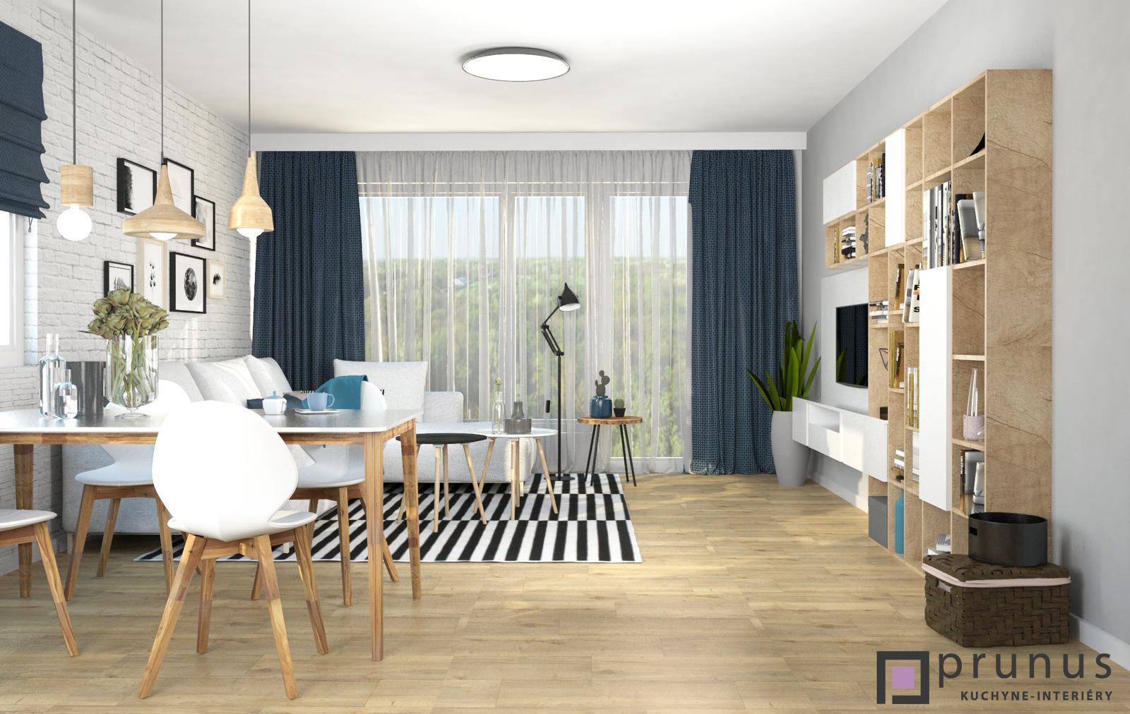 Moderný severský interiérový dizajn | PRUNUS štúdio - Moderný severský interiérový dizajn, návrh a realizácia | PRUNUS Studio