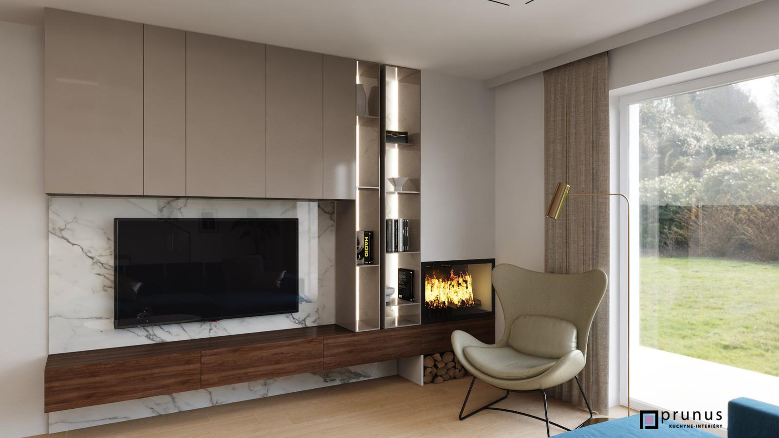 Taliansky elegantný interiér v zemitých farbách - Taliansky elegantný interiér v zemitých farbách I PRUNUS STUDIO