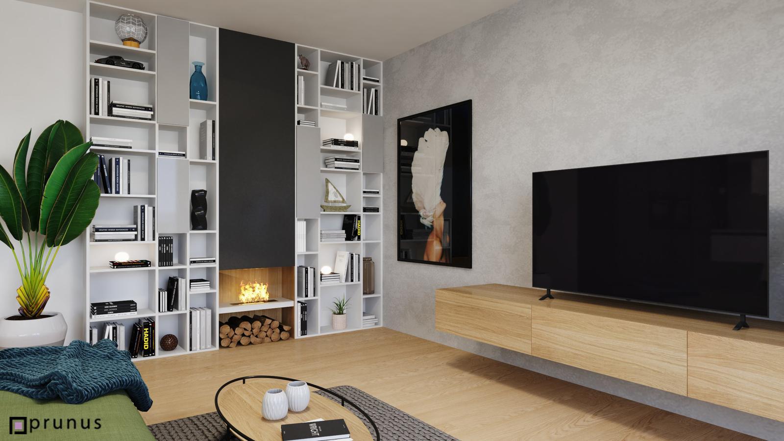 Koliba - útulný, dizajnový interiér bytu | PRUNUS studio - Koliba - útulný, dizajnový interiér bytu, návrh a realzácia | PRUNUS studio