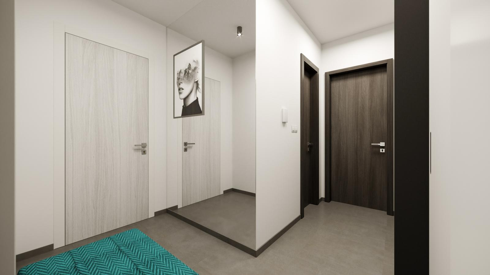 Štýlový, krásny interiér  bytu, najkrajší interiérový dizajn od bytového dizajnéra zo štúdia PRUNUS - Štýlový, krásny interiér  bytu, najkrajší interiérový dizajn od bytového dizajnéra zo štúdia PRUNUS