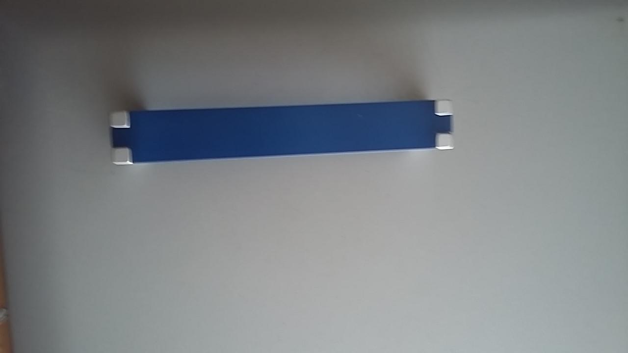 Úchytka modrá PVC - Obrázok č. 1