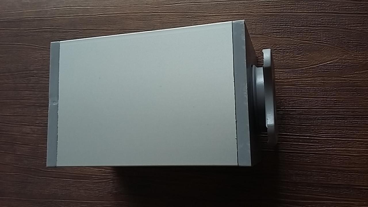 Nábytková noha štvorcová - Obrázok č. 1
