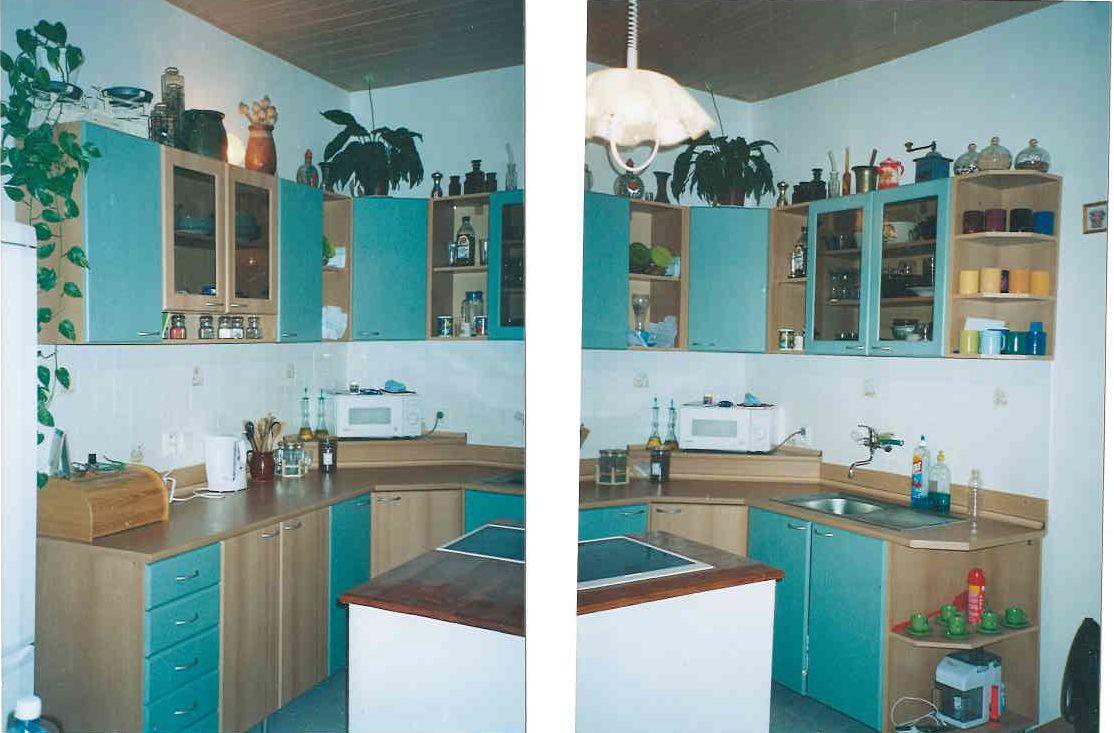 Kuchyne s našimi kovaniami - Obrázok č. 1