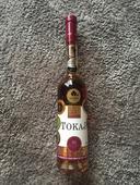 Speciální víno v hodnotě 650kč,