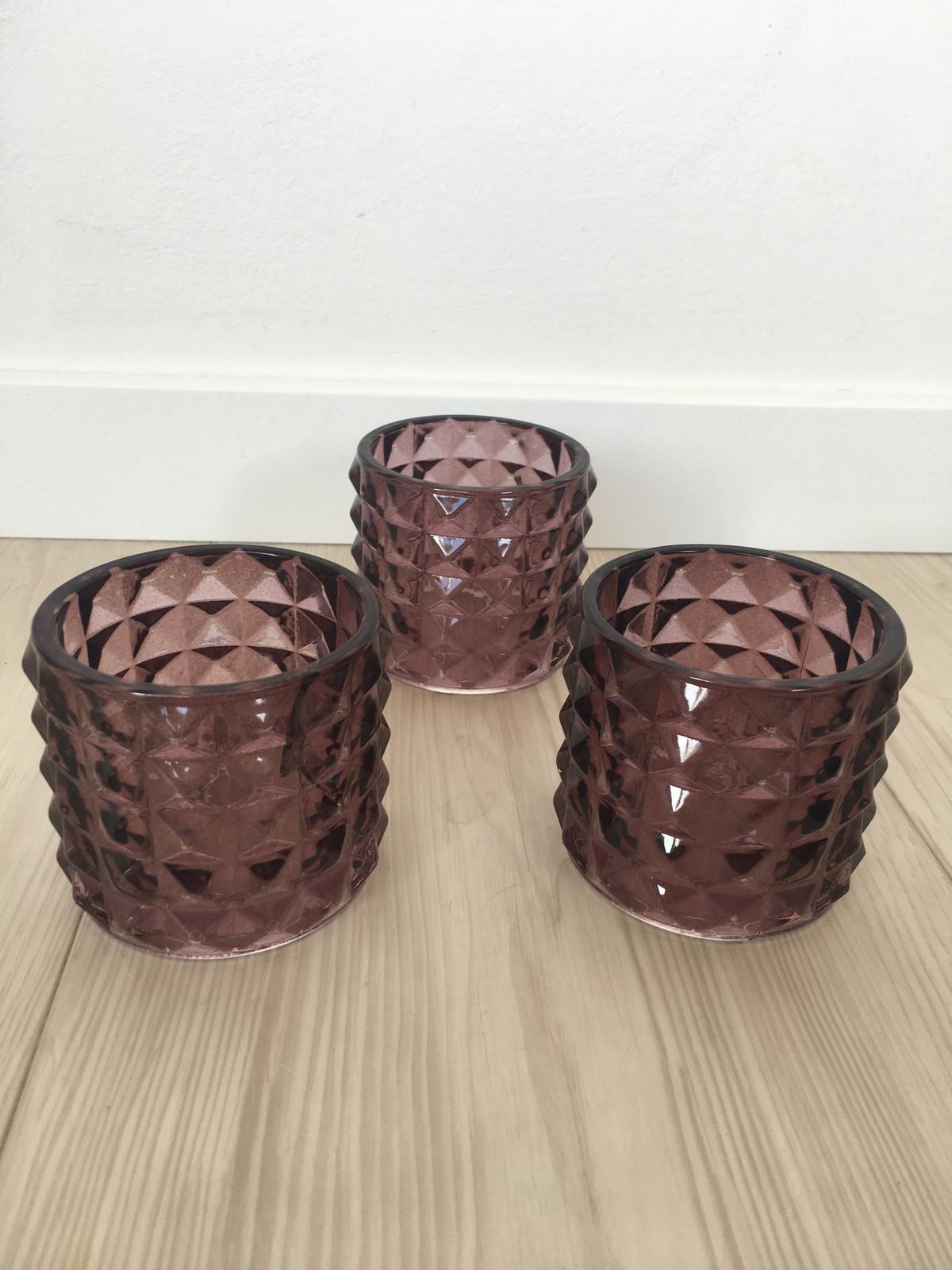 Svícny na čajovou svíčku - Obrázek č. 1