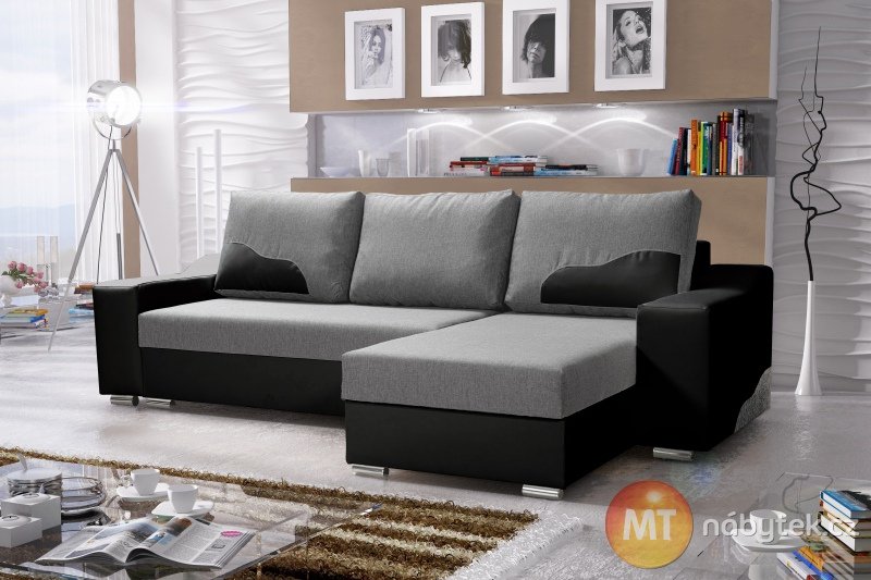 Inspirace budoucí obývací pokoj - Sedací souprava tak do 15 000 Kč