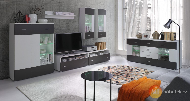 Inspirace budoucí obývací pokoj - Cena 10 000 Kč včetně komody