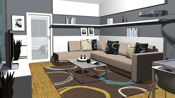 Inspirace budoucí obývací pokoj - Obrázek č. 25