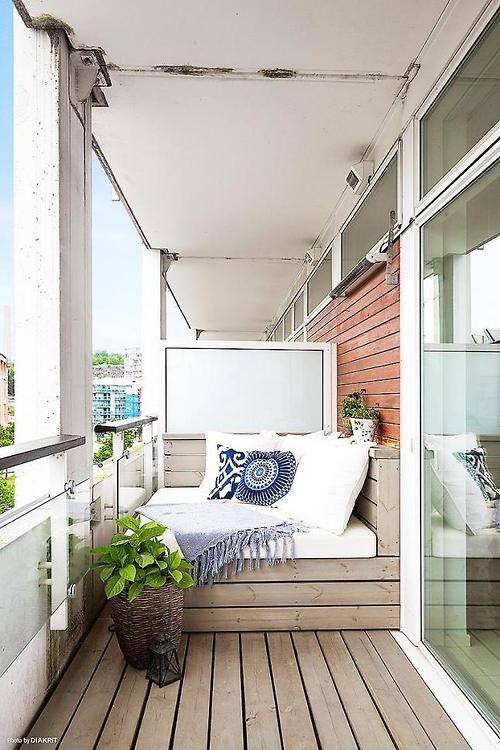 Inspirace balkon - Obrázek č. 11