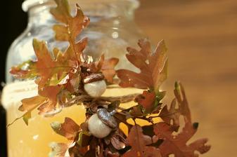 listova vyzdoba