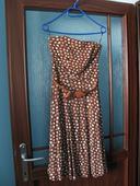 Letné šaty na párty i do divadla, 38
