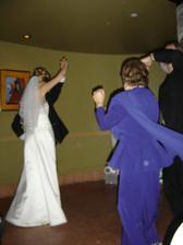 tanec v plnem proudu