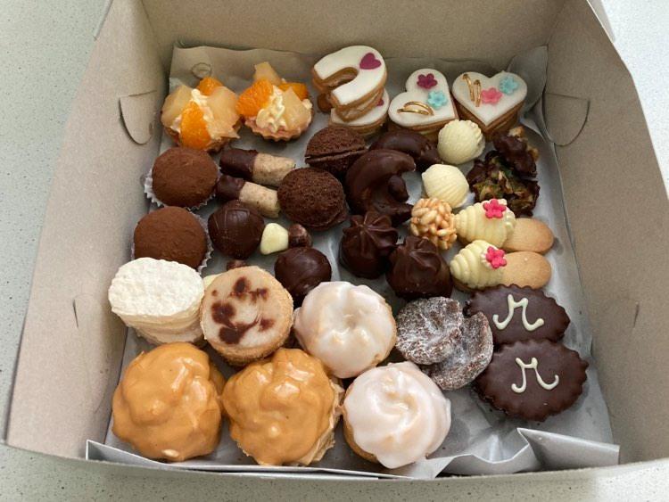 Co už máme - Ochutnávka svatebního cukroví z cukrárny  U Koláčků http://ukolacku.cz/
