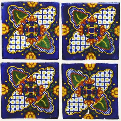 Maľovaný obklad z Mexika - Obrázok č. 3