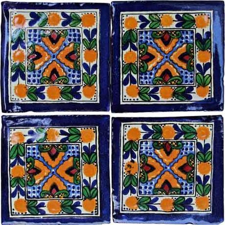 Maľovaný obklad z Mexika - Obrázok č. 4