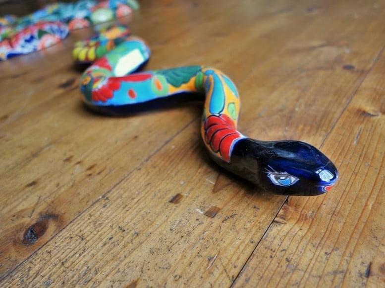 Keramický had - Obrázok č. 1